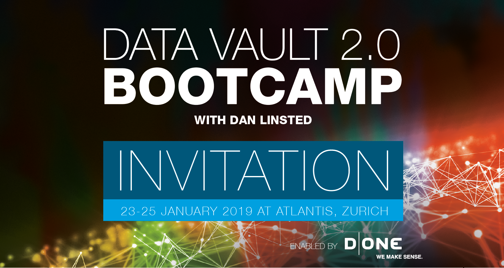D One Data Vault 20 Bootcamp And Certification With Dan Linstedt